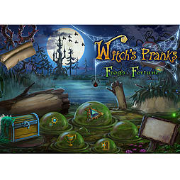 Witch's Pranks: Frog's Fortune PC Downloads