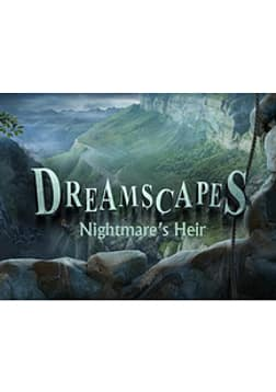Dreamscapes: Nightmare's Heir PC Downloads Cover Art