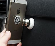 Frostycow Magnetic Car Phone Holder Mount Dash 360 Rotating For Apple iPhone GPS Samsung screen shot 1