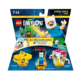Adventure Time Level Pack - LEGO Dimensions Lego Dimensions