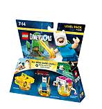 Adventure Time Level Pack - LEGO Dimensions screen shot 3
