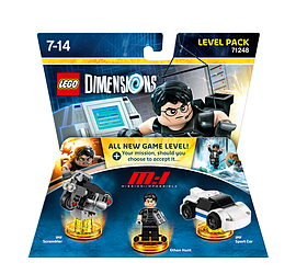 Mission Impossible Level Pack - LEGO Dimensions Lego Dimensions