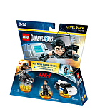 Mission Impossible Level Pack - LEGO Dimensions screen shot 3
