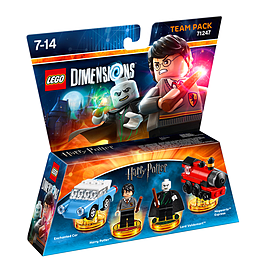 Harry Potter Team Pack - LEGO Dimensions Lego Dimensions