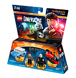 Harry Potter Team Pack - LEGO Dimensions screen shot 4