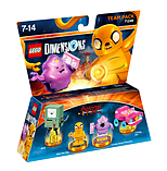 Adventure Time Team Pack - LEGO Dimensions screen shot 2