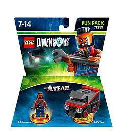 A Team Fun Pack - LEGO Dimensions Lego Dimensions