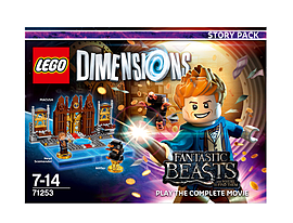 Fantastic Beasts and Where to Find Them Story Pack - LEGO Dimensions Lego Dimensions