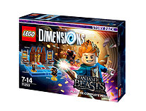 Fantastic Beasts and Where to Find Them Story Pack - LEGO Dimensions screen shot 1