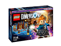 Fantastic Beasts and Where to Find Them Story Pack - LEGO Dimensions screen shot 2