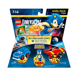 Sonic the Hedgehog Level Pack - LEGO Dimensions Lego Dimensions