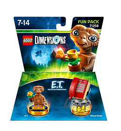 E.T. The Extra-Terrestrial Fun Pack - LEGO Dimensions Lego Dimensions