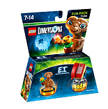 E.T. The Extra-Terrestrial Fun Pack - LEGO Dimensions screen shot 2