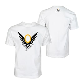 Overwatch Mercy T-Shirt - L Clothing