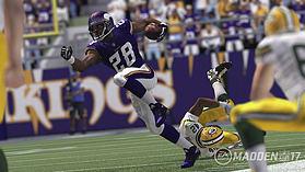 Madden NFL 17 screen shot 1