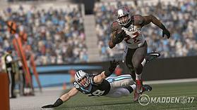 Madden NFL 17 screen shot 2