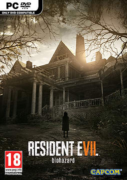 Resident Evil 7 PC Downloads Cover Art