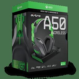Astro A50 Wireless XB1 PC Headset XBOX ONE