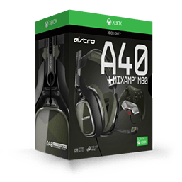 A40 TR + Mixamp M80 Green Headset XBOX ONE
