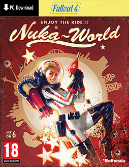 Fallout 4: Nuka World DLC PC Downloads Cover Art