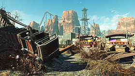 Fallout 4: Nuka World DLC screen shot 1