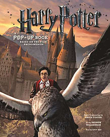 Harry Potter: A Pop-up Book: Based on the Film Phenomenon (Hardcover) Books