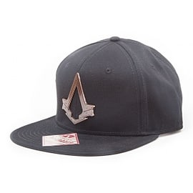 Assassin's Creed Syndicate Bronze Logo Snapback Cap Clothing