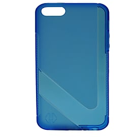 Authentic Case TPU Gel Jelly Skin Cover Crystal Clear For iPhone 5 - Blue Mobile phones