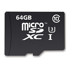 Integral 64GB UltimaPRO-X microSDXC Class 10 UHS-I U3 Memory Card 95MB/s INC USB 3.0 Reader Multi Format and Universal