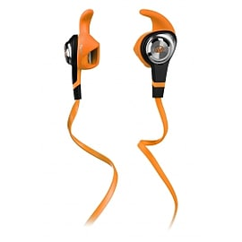 Monster iSport Strive In-Ear Headphone Orange Audio