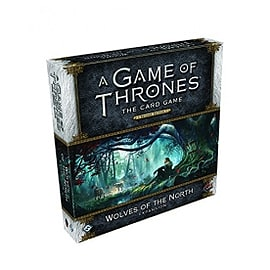 A Game of Thrones The Card Game (Second Edition) Wolves of the North Traditional Games