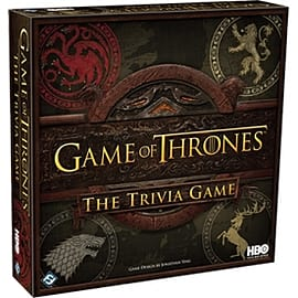 HBO Game of Thrones Trivia Game Traditional Games