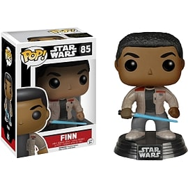 Finn with Lightsaber (Star Wars VII) Funko Pop! Vinyl Figure Figurines and Sets