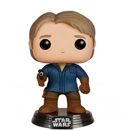 Han Solo (Star Wars VII) Snow Gear Exclusive Pop! Vinyl Figure Figurines and Sets