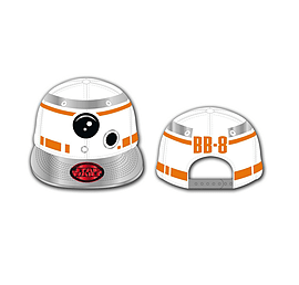 Star Wars episode VII Astromech Droid BB 8 new Official Snapback Baseball Cap Size: One Size Clothing