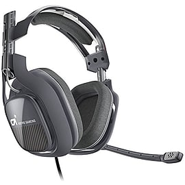 Astro Gaming A40 PC Headset In Grey Multi Format and Universal