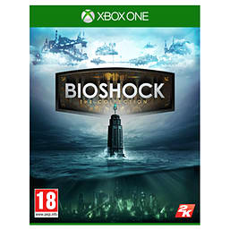BioShock: The Collection XBOX ONE Cover Art