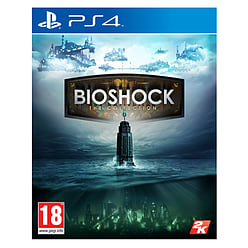 BioShock: The Collection PS4 Cover Art