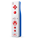 Official Nintendo Wii Remote Plus Control Kinopio (Toad) Edition Wii U screen shot 1