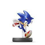 Sonic Amiibo (Super Smash Bros) for Nintendo Wii U & 3DS (US Version) screen shot 1