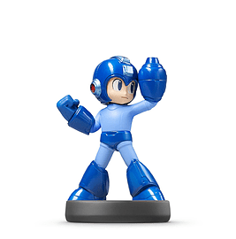Mega Man Amiibo (Super Smash Bros) for Nintendo Wii U & 3DS Amiibo