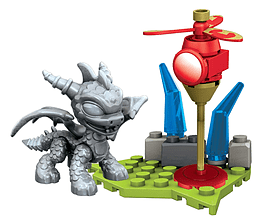 Mega Bloks 95426 Skylanders Giants Spyro Build And Battle Play Mini Figurine Blocks and Bricks