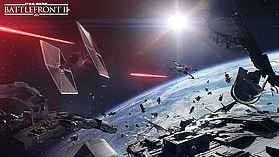 Star Wars: Battlefront II screen shot 3