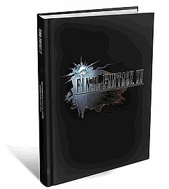 Final Fantasy XV The Complete Official Guide - Collector's Edition Books