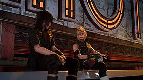 Final Fantasy XV The Complete Official Guide - Collector's Edition screen shot 2