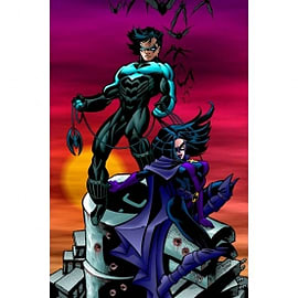 Nightwing Volume 4: Love & Bullets Books