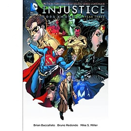 Injustice Gods Among Us: Year Three: Volume 2 Books