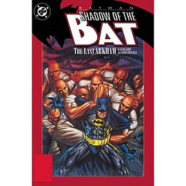 Shadow Of The Bat: Volume 1 Books