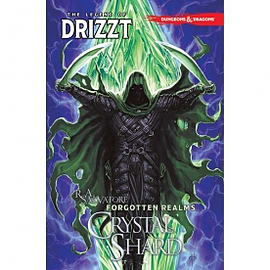 Dungeons & Dragons Legend Of Drizzt: Volume 4: Crystal Shard Books