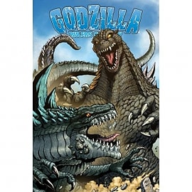 Godzilla Complete Rulers Of Earth: Volume 1 Books